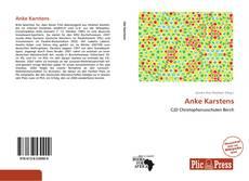 Buchcover von Anke Karstens