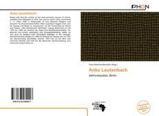 Copertina di Anke Lautenbach