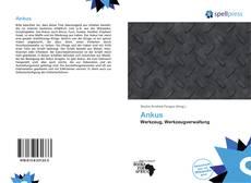 Bookcover of Ankus