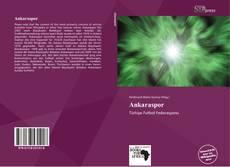 Buchcover von Ankaraspor