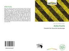 Buchcover von Anke Fuchs