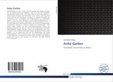Bookcover of Anke Gerber
