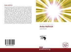 Buchcover von Anke Helfrich
