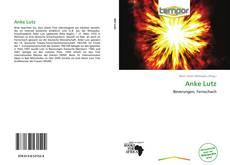 Buchcover von Anke Lutz
