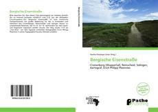 Buchcover von Bergische Eisenstraße