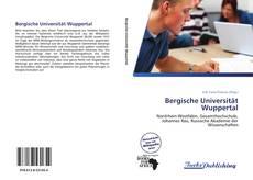 Couverture de Bergische Universität Wuppertal