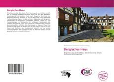 Buchcover von Bergisches Haus