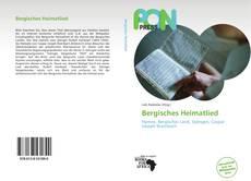 Buchcover von Bergisches Heimatlied