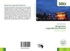 Buchcover von Bergisches Jugendkulturfestival
