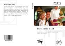 Buchcover von Bergisches Land