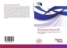 Bookcover of Pennsylvania Route 507