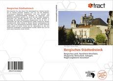 Buchcover von Bergisches Städtedreieck