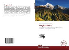 Bookcover of Bergkarabach