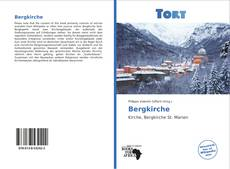 Bergkirche kitap kapağı