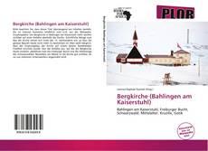 Bergkirche (Bahlingen am Kaiserstuhl) kitap kapağı