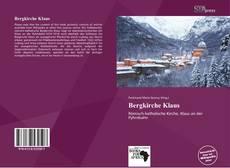 Portada del libro de Bergkirche Klaus