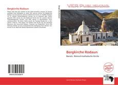 Capa do livro de Bergkirche Rodaun