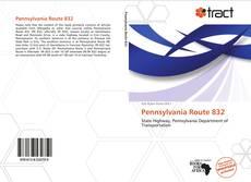 Portada del libro de Pennsylvania Route 832