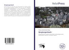Обложка Berglangenbach