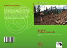 Bookcover of Berglauf-Weltmeisterschaft