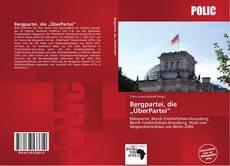 "Bookcover of Bergpartei, die ""ÜberPartei"""