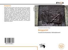 Portada del libro de Bergpartei