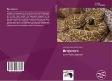 Capa do livro de Bergottern