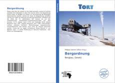 Обложка Bergordnung