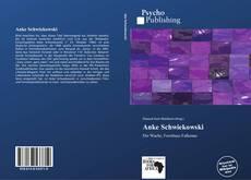 Anke Schwiekowski kitap kapağı