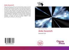 Buchcover von Anke Sevenich