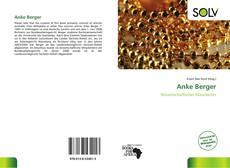Buchcover von Anke Berger