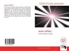 Buchcover von Anker (HTML)