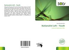 Portada del libro de Nationalist Left – Youth