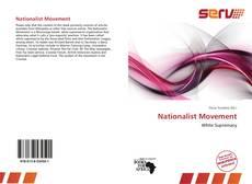 Copertina di Nationalist Movement