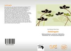 Bookcover of Anklingeln