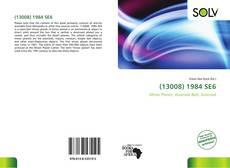 Portada del libro de (13008) 1984 SE6