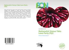 Обложка Nationalist Vanua Tako Lavo Party (Fiji)