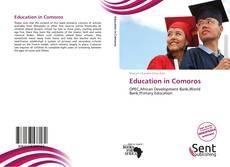Education in Comoros kitap kapağı