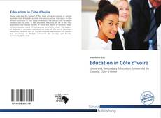 Couverture de Education in Côte d'Ivoire