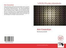 Portada del libro de Ann Cavoukian
