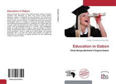 Bookcover of Education in Gabon