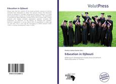 Capa do livro de Education in Djibouti