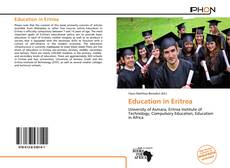 Copertina di Education in Eritrea