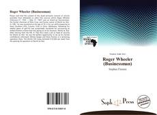 Roger Wheeler (Businessman)的封面