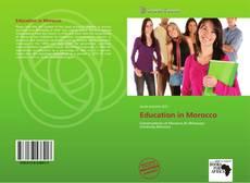 Couverture de Education in Morocco