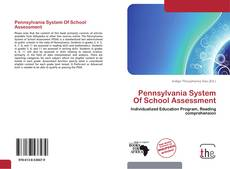 Bookcover of Pennsylvania System Of School Assessment