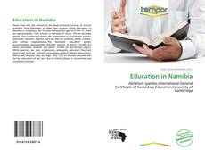 Buchcover von Education in Namibia