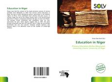 Education in Niger的封面