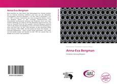 Anna-Eva Bergman kitap kapağı