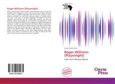Обложка Roger Williams (Playwright)